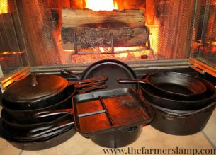 Cast Iron Collection