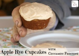 Apple-Rye-Cupcakes-with-Cinnamon-Frosting-Held