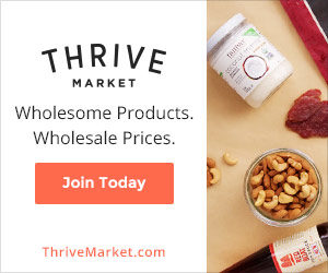 Thrive square banner