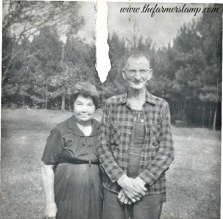 Granny and PaPaw Brown