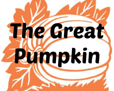 The Great Pumpkin